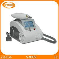 Q Switch ND YAG láser de Nd: YAG laser,Nd: YAG láser máquina,tattoo removal machine