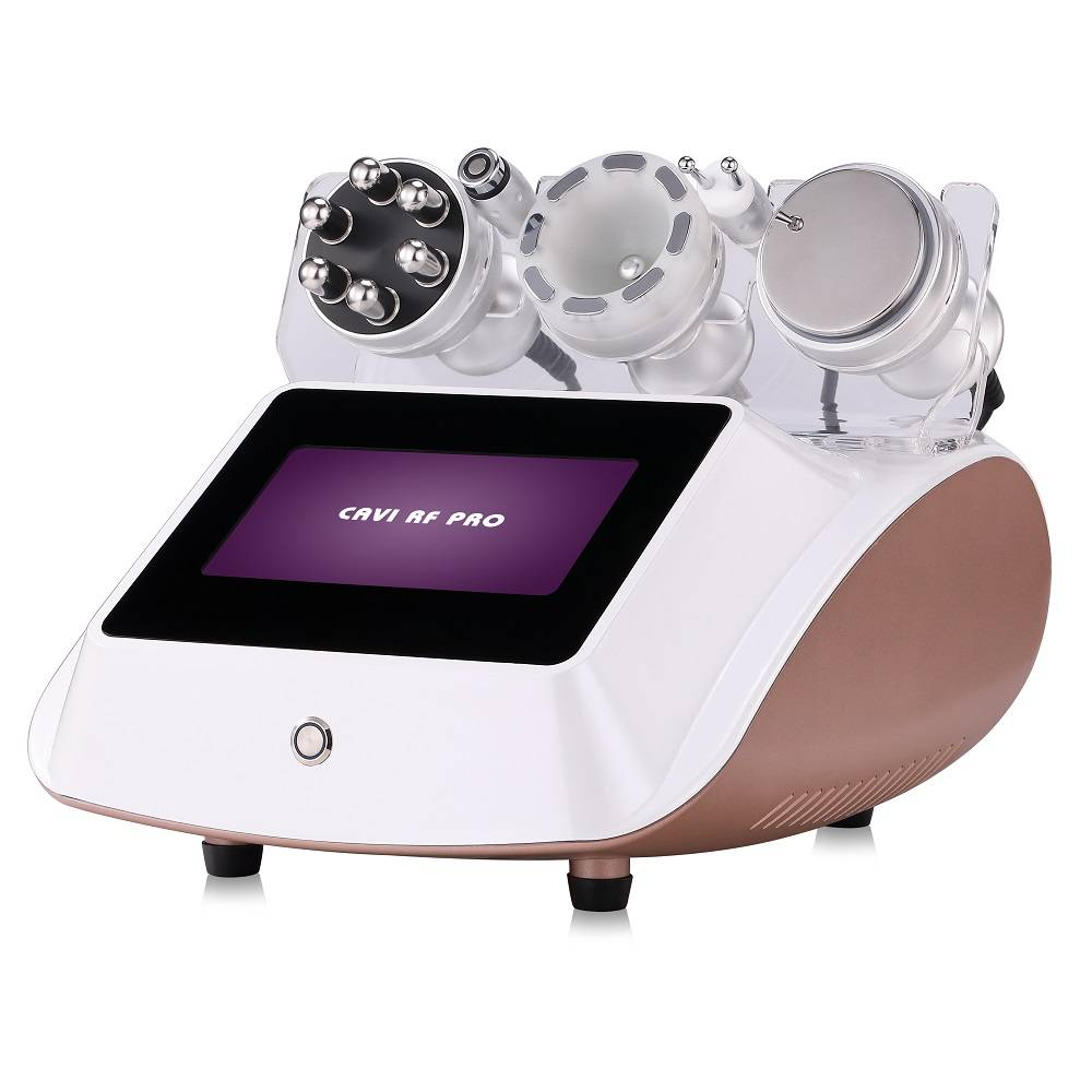 BIO EMS micro-current 3D Shaping device with cavitation RF Vacuum