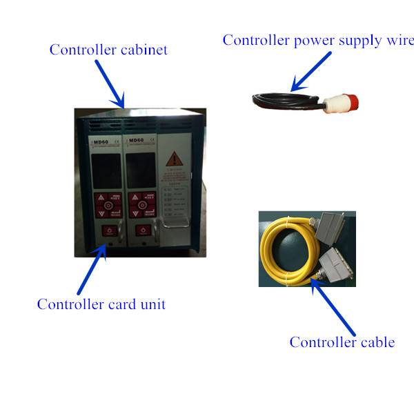 hot runner controller consist components