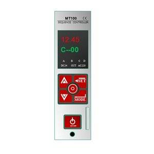 Hot runner sequential controller|Hot runner timer controller for hydraulic & pneumatic