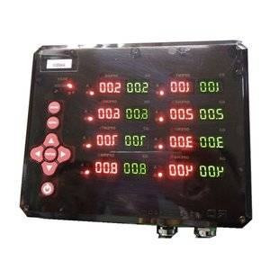 Hot runner sequential controller|Timer controller|Hydraulic pressure timing controller|WMMDS800O
