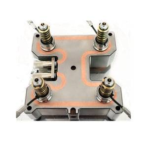 Hot runner manifold|Customized manifold|X,Y,口,V,T,H type manifold|