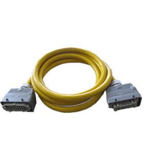 16 pin hot runner temperature controller cable WMCL24|Injection molding machine controller cable