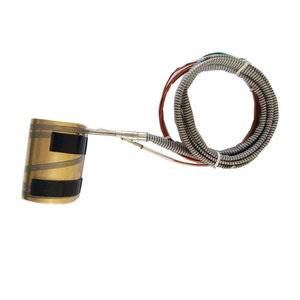 Hot runner heaters|hot runner copper coil heater with thermocouple good conductivity