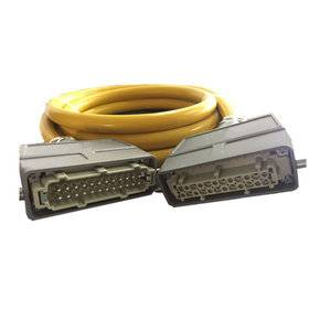 Hot runner cables with 24 pin connectors|Hot runner controller cables parts suppliers