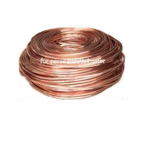 Copper strip for pressing hot runner manifold sheath heater|Cu strip supplier 7.6*5.1