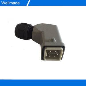 Hot Runner 5Pin Connector HA-004-M&H3A;-HB-1L-SO