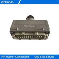 hot runner connectors