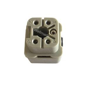 Hot Runner 5Pin Connectors HA-004-F|Mould Connectors Female Insert