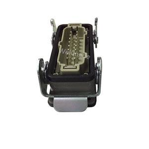 16Pin Male Connectors 2 lever|Mould Junction Box HE-016-M&H24B;-AG(H24B-HB-2L)