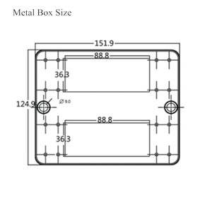 Mould Junction Box|Hot Runner Connector Box CB242