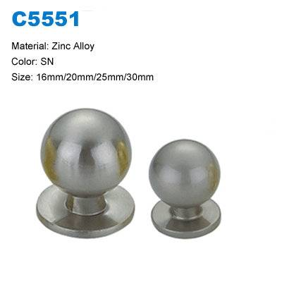 Economic Cabinet Knob Zinc Furniture Handle Wardrobe Handle China Supplier C5551