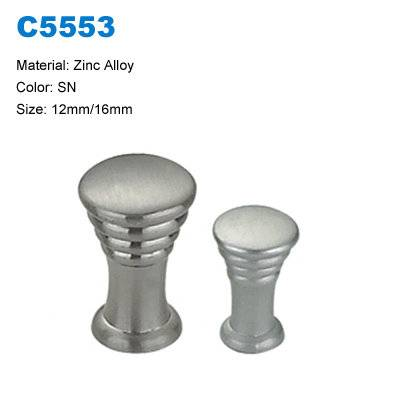 Economic Cabinet Knob Zinc Furniture Handle Wardrobe Handle China Supplier C5553