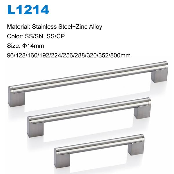 Stainless Steel Kitchen Cabinets Cost: Stainless Steel Cabinet Handle SS Furniture Handle