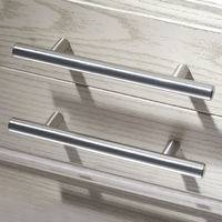 Stainless Steel cabinet door handle SS Decorative handle Hardware L8012