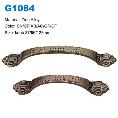 New design Cabinet handle popular zamak Furniture handle  home decorative hardware BBDHOME G1084