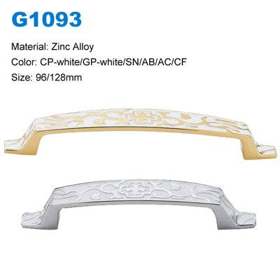 New design Cabinet handle popular zamak Furniture handle  home decorative hardware BBDHOME G1093