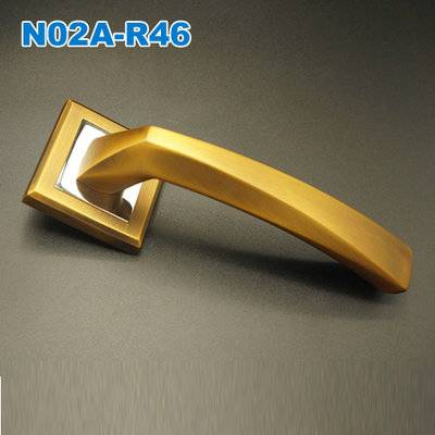 Lever handle/Door handle/mortise lock/rose handle/вскрытие замковN02A-R46