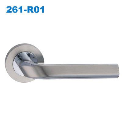 268 door handle/rose handle/rostte handle/Russia door handle/замков киев   261-R01
