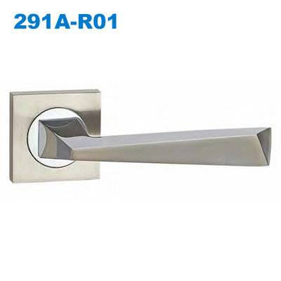 door handle/rose handle/rostte handle/door hardware/дверные ручки 291A-R01