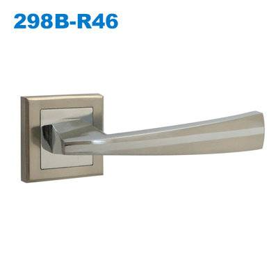 mortice lock/mortise lock/zamak handle/door pull handles/мебельная фурнитура 298B-R46