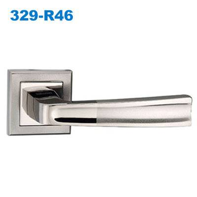 exterior door handle/door handle lock/door handles manufacturer/door levers/замки 329-R46