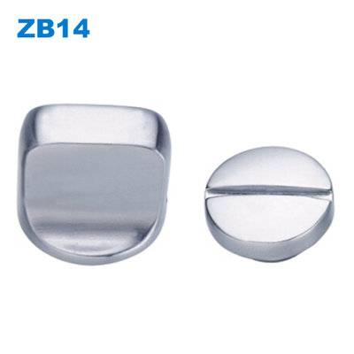 security escutcheon/rosette/lock accessory/ROZETA KWADRATOWA/двери ручки   ZB14