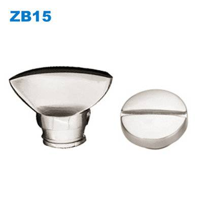 escutcheon/rosette/door handle fitting/Placas e Rosetas/дверные Ручки  ZB15