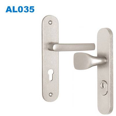 mortice lock/mortise lock/plate door handle/Drzwi /Ручки дверные Sillur  AL035