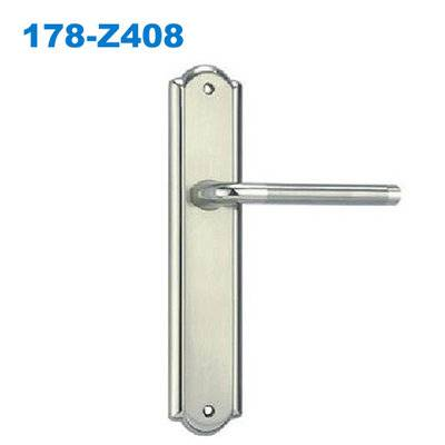 mortice lock/mortise lock/plate door handle/межкомнатные двери/Maçanetas 178-Z408