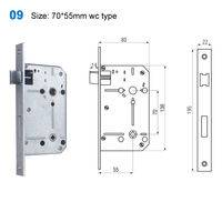 lock body,door handle lock,lock mechanism,Drzwi egoline,двери входные