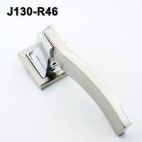exterior door handle,door handle lock,Klamki na krotkim szyldzie,Ukraine door handle