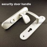 door handle,zinc handle,plate door handle,Klamka drzwiowa,дверные Ручки