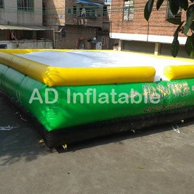 Manufacturer of Stunts Jump Free Fall Big Air Bag, fall safety air bag