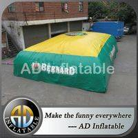 Inflatable jump air bag,air bag for skiing,adventure inflatable mountain,adventure air bag,freestyle air bag,freestyle airbag supplier