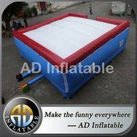 inflatable stunt airbags,Big air bag,Bigairbag Jump,fall jump air bag,fall drop air bag