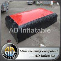 Jumping cushion,skiing air bag,snowboard air bag,stunts inflatable landing,bmx jumps air bag,jump inflatable landing