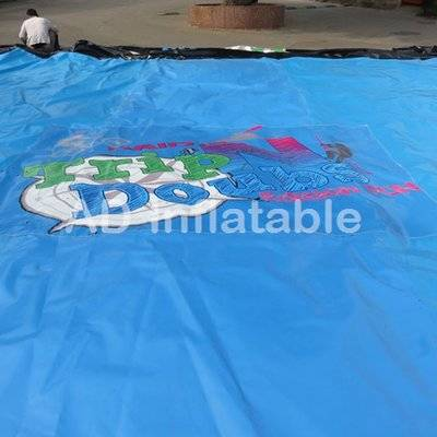 Inflatable jump cushion, inflatable jump bag, The Family & Fun Freestyle Airbag