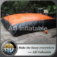 Mountain bike big air bag,air bag cushion,stunt big airbag,FreeFall Stunt Jump