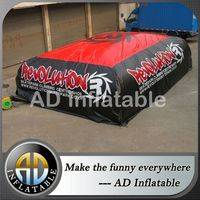 Skiing Big Air Bag,Jumping air Bag,Inflatable Soft landing,Soft landing for training,soft landing for ski show