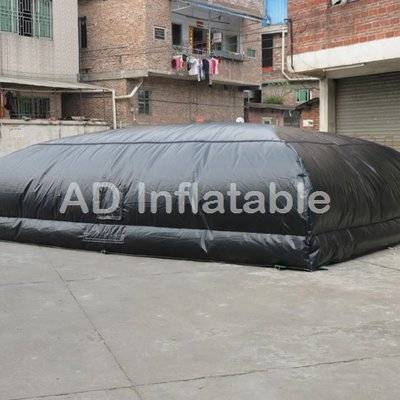 Ski and snowboard team Jump air bag, Skiing Big Air Bag, Inflatable Soft landing for training