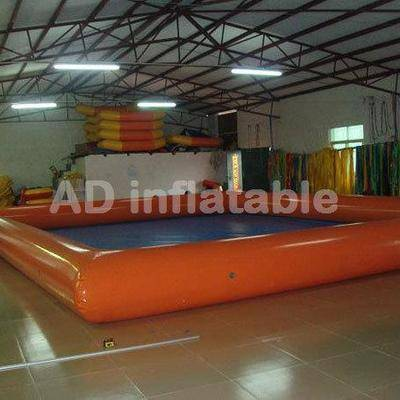 Best PVC bubble inflatable pool/inflatable pool water slide for sale/kid pool with slide