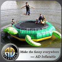 Aqua inflatable leisure toys,floating fun water toy,aqua trampoline,backyard water slides for kids,water slides for kids,China water slide