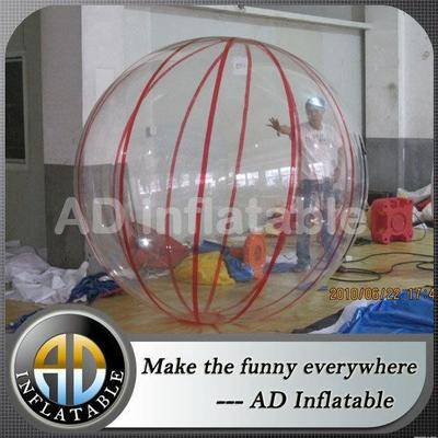 Inflatable water walking ball for kids and adults, water walking balls, inflatable balls on water