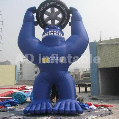 Advertisting inflatable cartoon model/china outdoor inflatables/inflatable promotions company