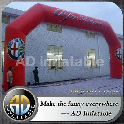 Cheap Inflatable Arch for Advertisement / outdoor advertising balloons / air dancers