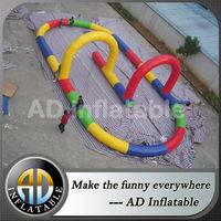 Inflatable zorb ball track,Air sealed race court,Inflatable horse track,inflatable tumble tracks,inflatable quad track,inflatable tumble track