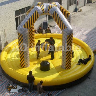 Inflatable Sports Game Inflatable Human Wrecking Ball, large inflatable water toys