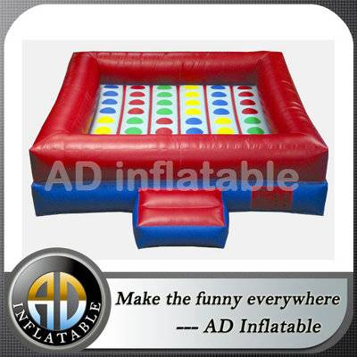 Giant Inflatable Twister Games With Lower Price, bouncy castles for sale, adult bouncy castles