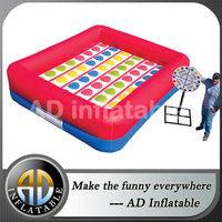 Inflatable whirlwind game,Inflatable twister game,Inflatable jumbo twister,buy inflatables,inflatable mattress price,wholesale inflatable mattress